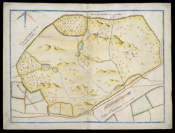 Map of Sunning Hill Parke